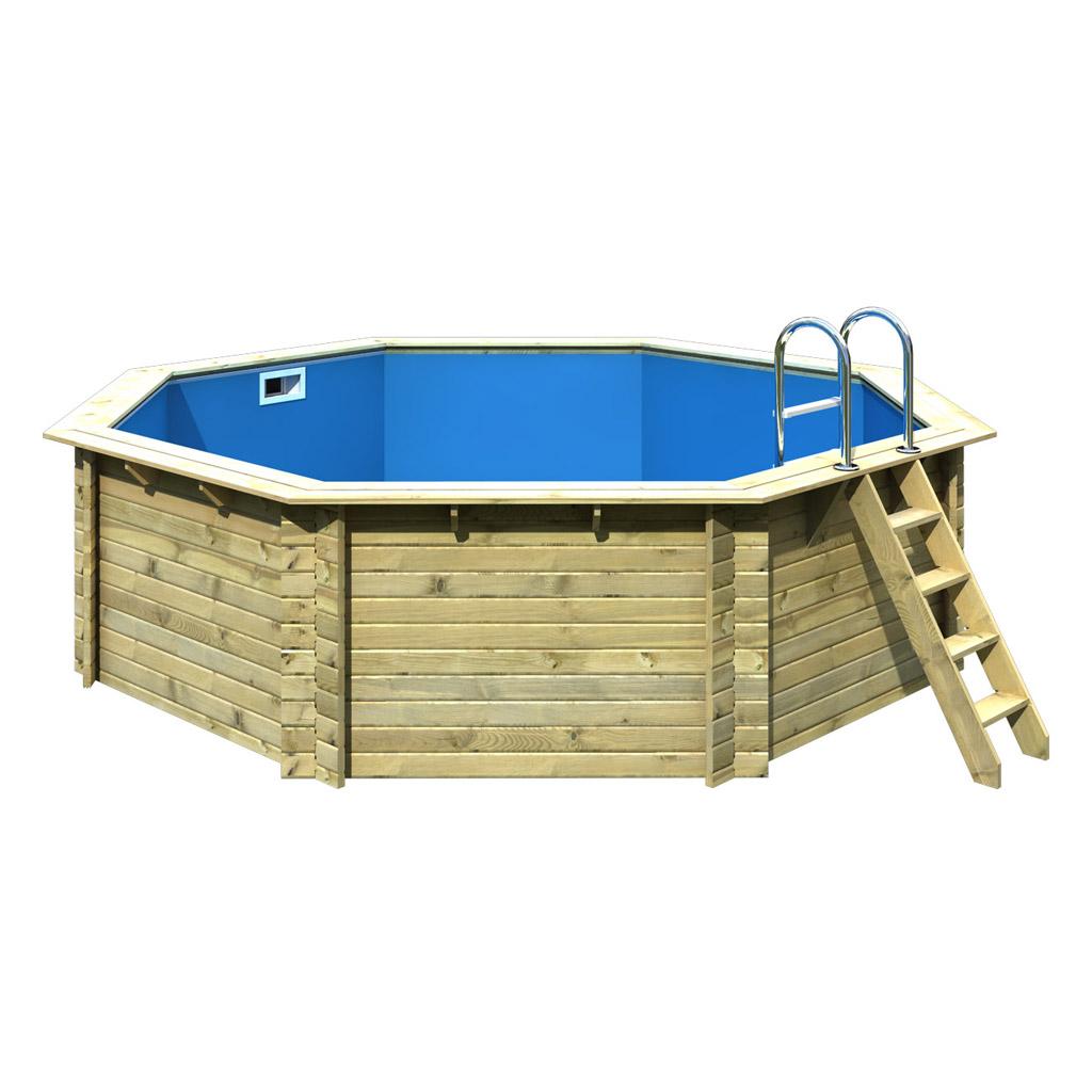 KARIBU Premium Pool Modell 1 Variante A Sparset Superior