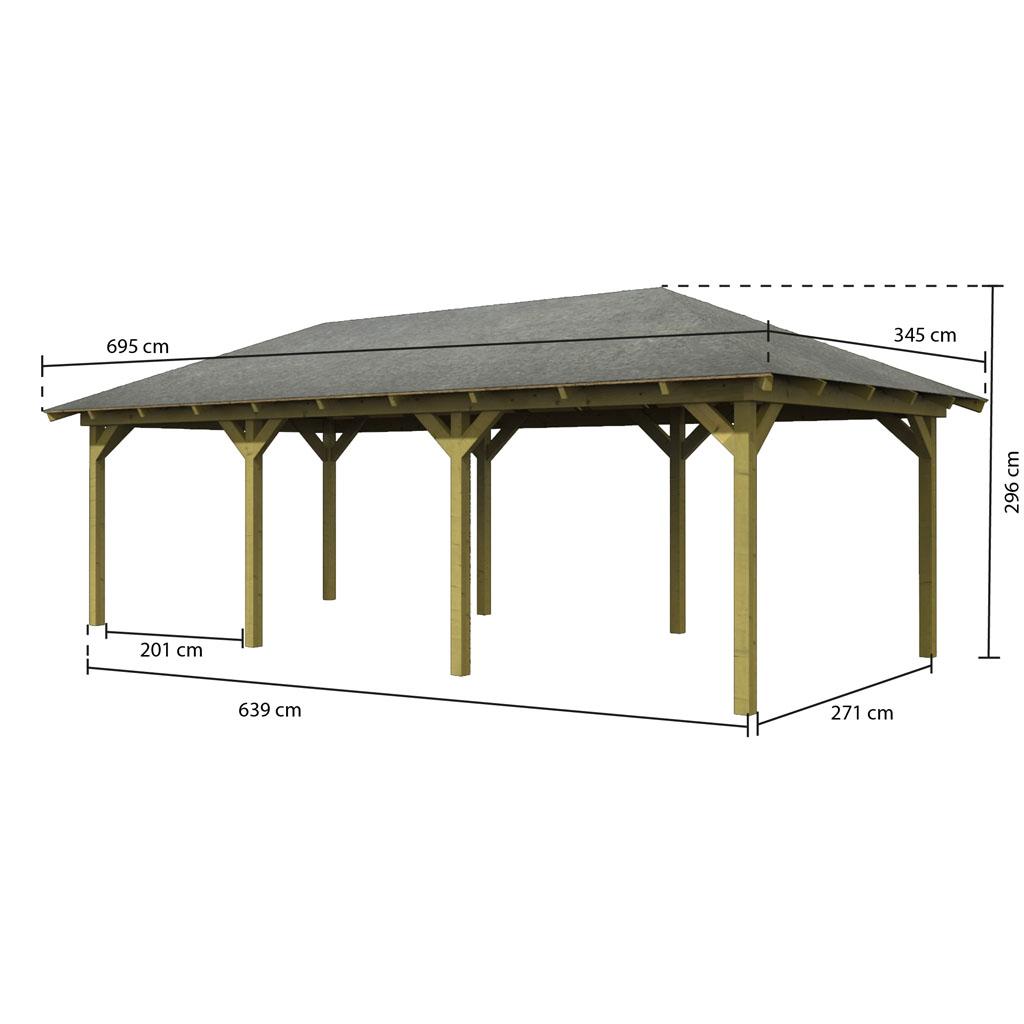 Pavillon Im Angebot karibu gartenhäuser versandhandelgamoni.de. karibu angebot