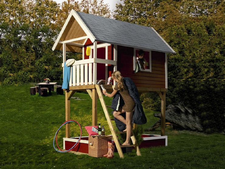 geliebte stelzenhaus mit sandkasten lb51 kyushucon. Black Bedroom Furniture Sets. Home Design Ideas
